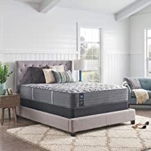 Sealy Posturepedic Plus, Tight Top 13-Inch Medium Mattress with AllergenProtect, Queen, Grey