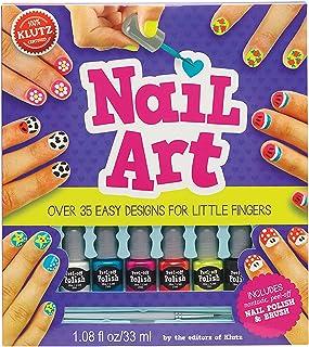 Nail Art: Over 35 Easy Designs for Little Fingers
