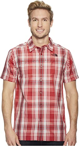 Rage Red Plaid