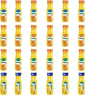 LUV BOX - Variety Tropicana Pure Premium Juice Pack 12oz Plastic Bottle, 20ct.,Calcium Orange Juice,Trop 50 Orange Juice with Calcium,Original Orange Juice,Home Style Orange Juice