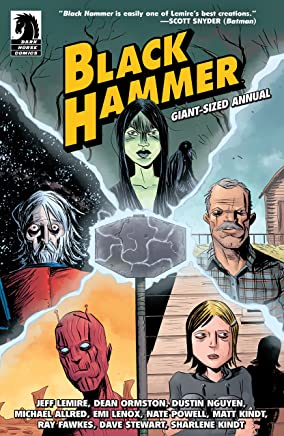 Black Hammer Giant-Sized Annual (English Edition)