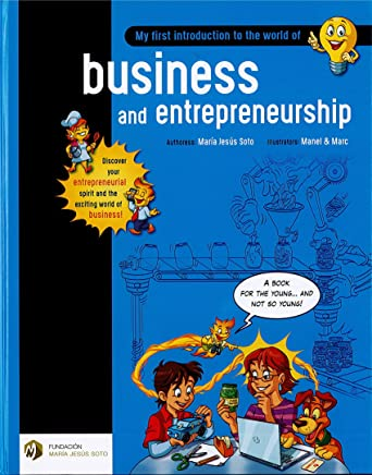 My first introduction to the world of business and entrepreneurship