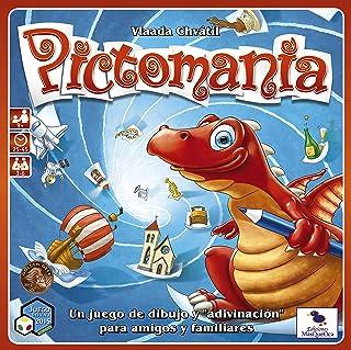 Ediciones MasQueoca - Pictomania (Español)