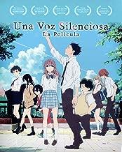 A Silent Voice - Una Voz Silenciosa La Pelicula Blu-ray + DVD (Latin Spanish Language) Mexico Import