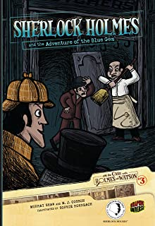 Sherlock Holmes and the Adventure of the Blue Gem: Case 3 (On the Case with Holmes and Watson)