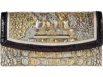 Brahmin Katla Modern Checkbook Wallet (Symphony) Handbags