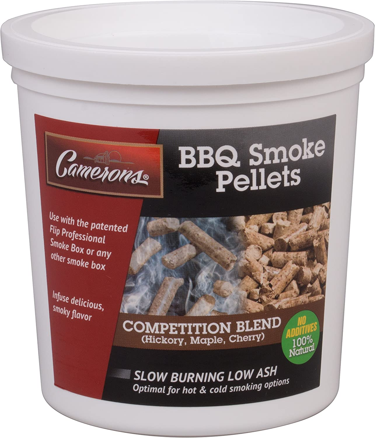 Max 50% OFF Camerons Smoking Wood Pellets Competition Blend - Kiln Dried BB Max 69% OFF