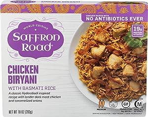 Saffron Road, Chicken Biryani, 10 oz (Frozen)