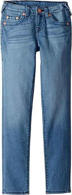 True Religion Kids Casey Jeans in Dew Drop (Big Kids)