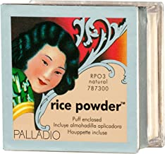 rice powder for face