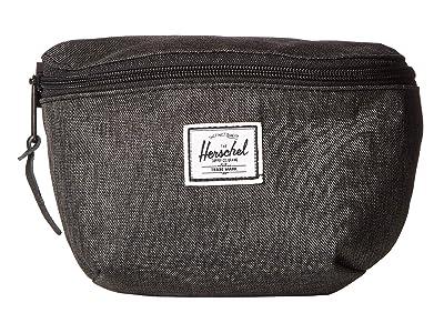 Herschel Supply Co. Fourteen (Black Crosshatch) Bags