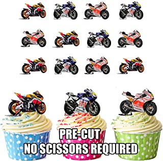 Moto GP Ducati motos Honda Yamaha de mezcla de 12