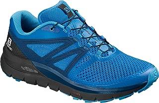 SALOMON Sense Max 2 Trail Running Shoes - Men's Indigo Bunting/Black/Poseidon 11.5 US / 11 UK