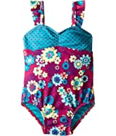 Roxy Kids - Sweet Floral One-Piece (Infant)