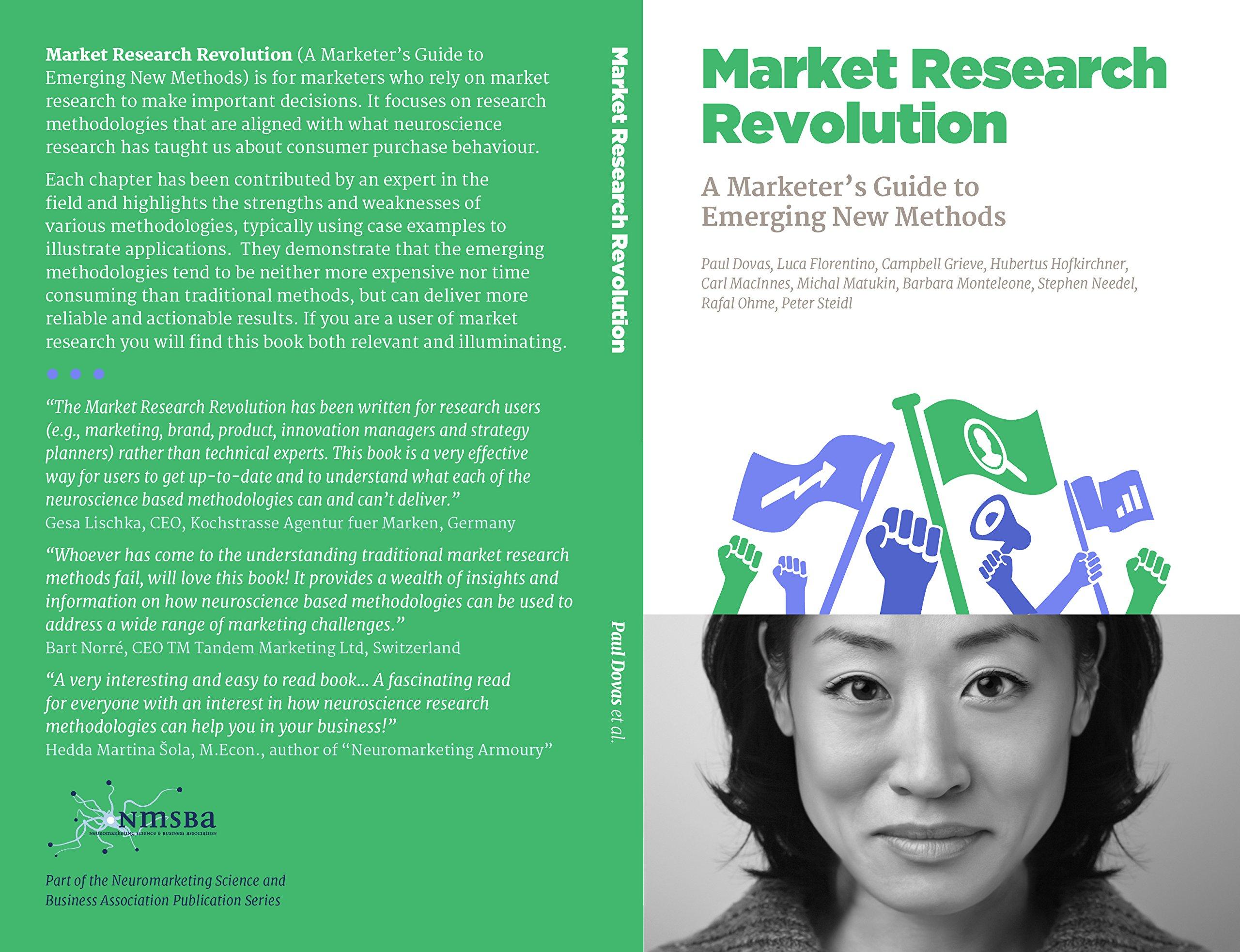 The Market Research Revolution (NMSBA Book 5)