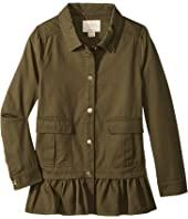Kate Spade New York Kids - Field Jacket (Little Kids/Big Kids)