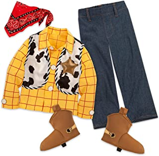 Disney Woody Costume for Kids Multi