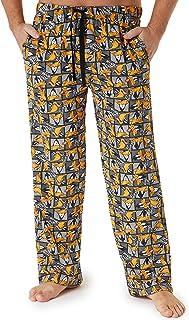 Looney Tunes Lounge Pants Mens, Daffy Duck Cotton Pyjama Bottoms S - 3XL