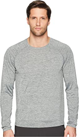 Techno II Seamless Long Sleeve Tee