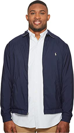 Big & Tall Bi-Swing Microfiber Windbreaker
