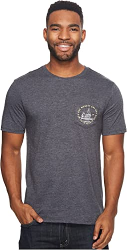 Hurley - Out To Sea Pocket Tee