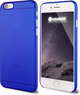 Caudabe: The Veil iPhone 6/6S (4.7) Premium Ultra Thin Case (Blue) [Eco-Friendly Retail Packaging]