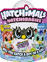 Hatchibabies FoxFin - Hatching Egg with Interactive Pet Baby (Styles May Vary) Ages 5 and Up - HOT Toy 2018