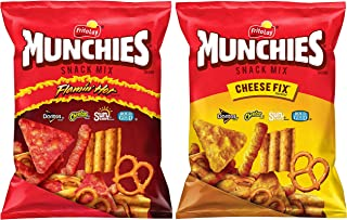 Munchies Snack Mix, 2 Flavor Variety Pack (28 Pack)