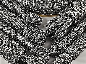 0,25/€//m - 1,16/€//m 3mm 4mm 5mm 6mm 8mm 10mm 12mm ANBP Moro Camouflage Seil Winter//Grau Polypropylenseil 30m