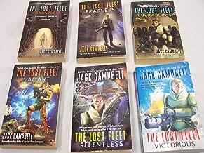 The Lost Fleet complete 6 volume set: Dauntless, Fearless, Courageous, Valiant, Relentless, Victorious