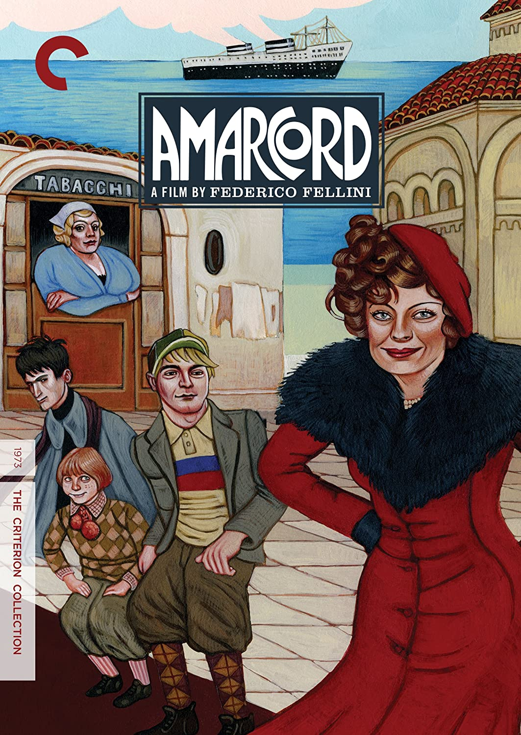 Amarcord The New mail order Max 61% OFF Criterion Collection