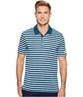 adidas Golf - Club Merch Stripe Polo