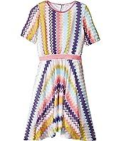 Missoni Kids - Multiline Dress (Big Kids)