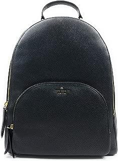 Kate Spade New York Jackson Large Backpack Pebbled Leather Black