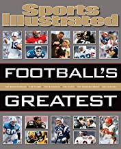 Best sports illustrated football's greatest book Reviews