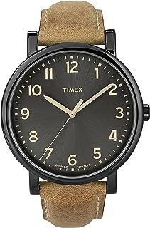 Timex - Unisex - Heritage Easy Reader - Quartz Analogique - Boîtier en Métal