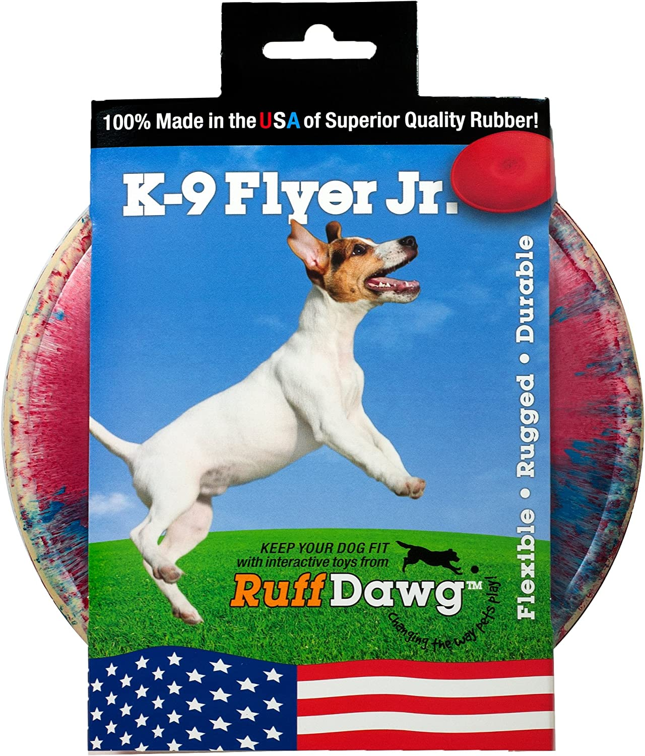 Ruff Dawg K9 Discount is also underway Translated Jr Flyer