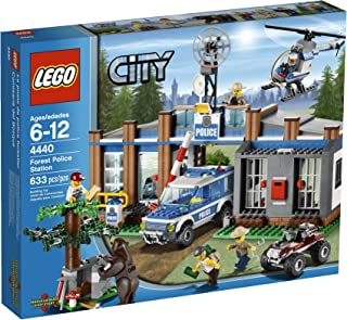 Best lego city set 4440 forest police station Reviews