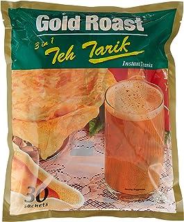 Gold Roast 3in1 Teh Tarik Instant Teamix, 20 g (Pack of 30)