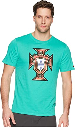 FPF Tee Evergreen Crest
