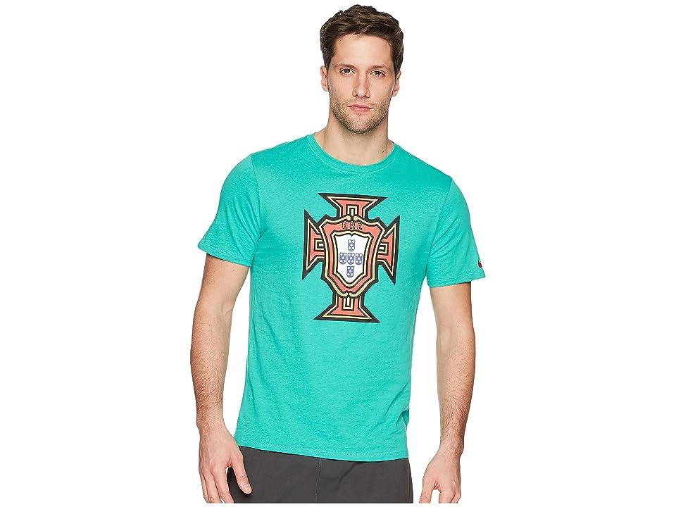 Nike FPF Tee Evergreen Crest (Kinetic Green) Men