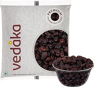 Amazon Brand - Vedaka Premium Whole Dried Cranberries, 100g