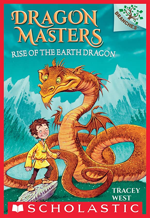 留め金遵守する創始者Rise of the Earth Dragon: A Branches Book (Dragon Masters #1) (English Edition)