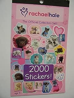 Rachael Hale 2000 Stickers ~ The Official Collectors Set!
