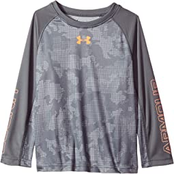Under Armour Kids - Utility Camo Long Sleeve (Little Kids/Big Kids)