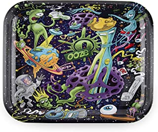 Ooze - Metal Rolling Tray - Universe - (Large)