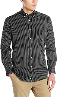 Men's Long Sleeve Epic Easy Care Pin-Stripe