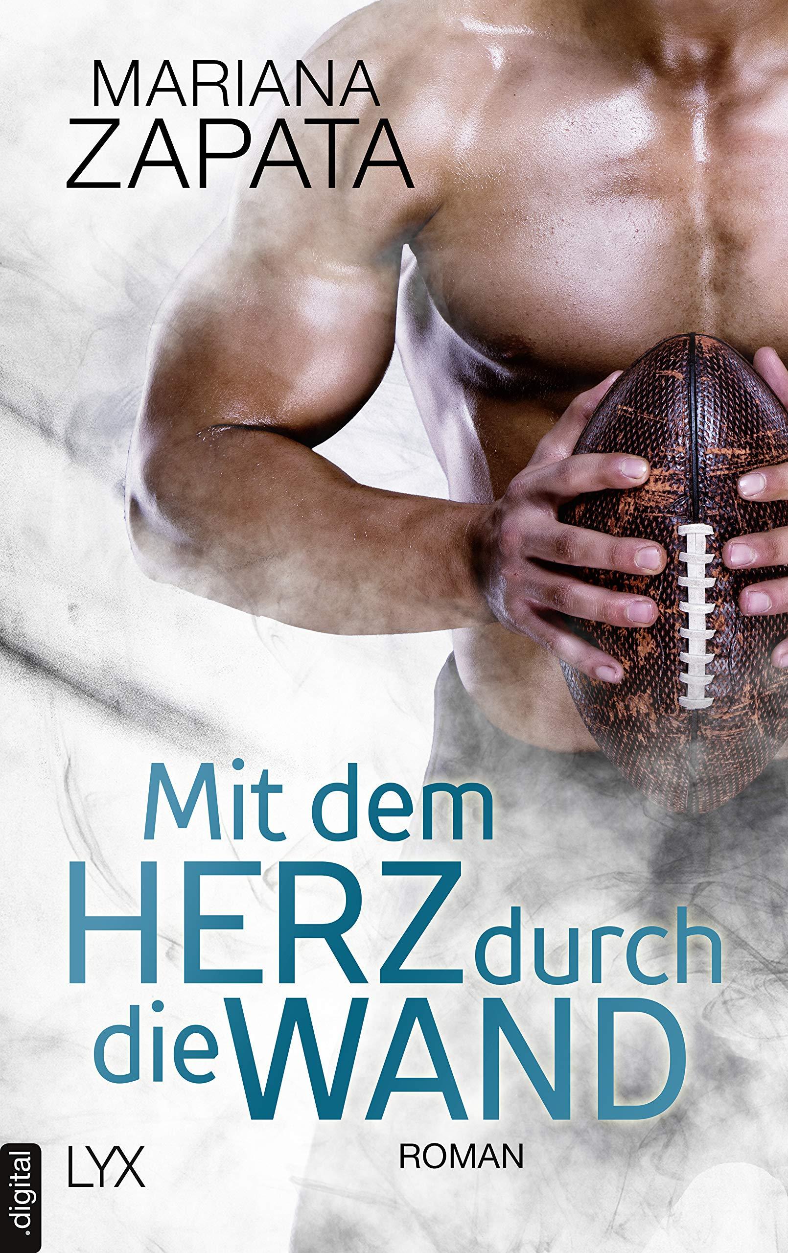 Mit dem Herz durch die Wand (German Edition)