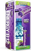 Best zipfizz healthy energy drink mix grape 20 count Reviews
