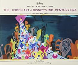They Drew As They Pleased Vol 4: The Hidden Art of Disney's Mid-Century Era (Disney Art Books, Gifts for Disney Lovers)